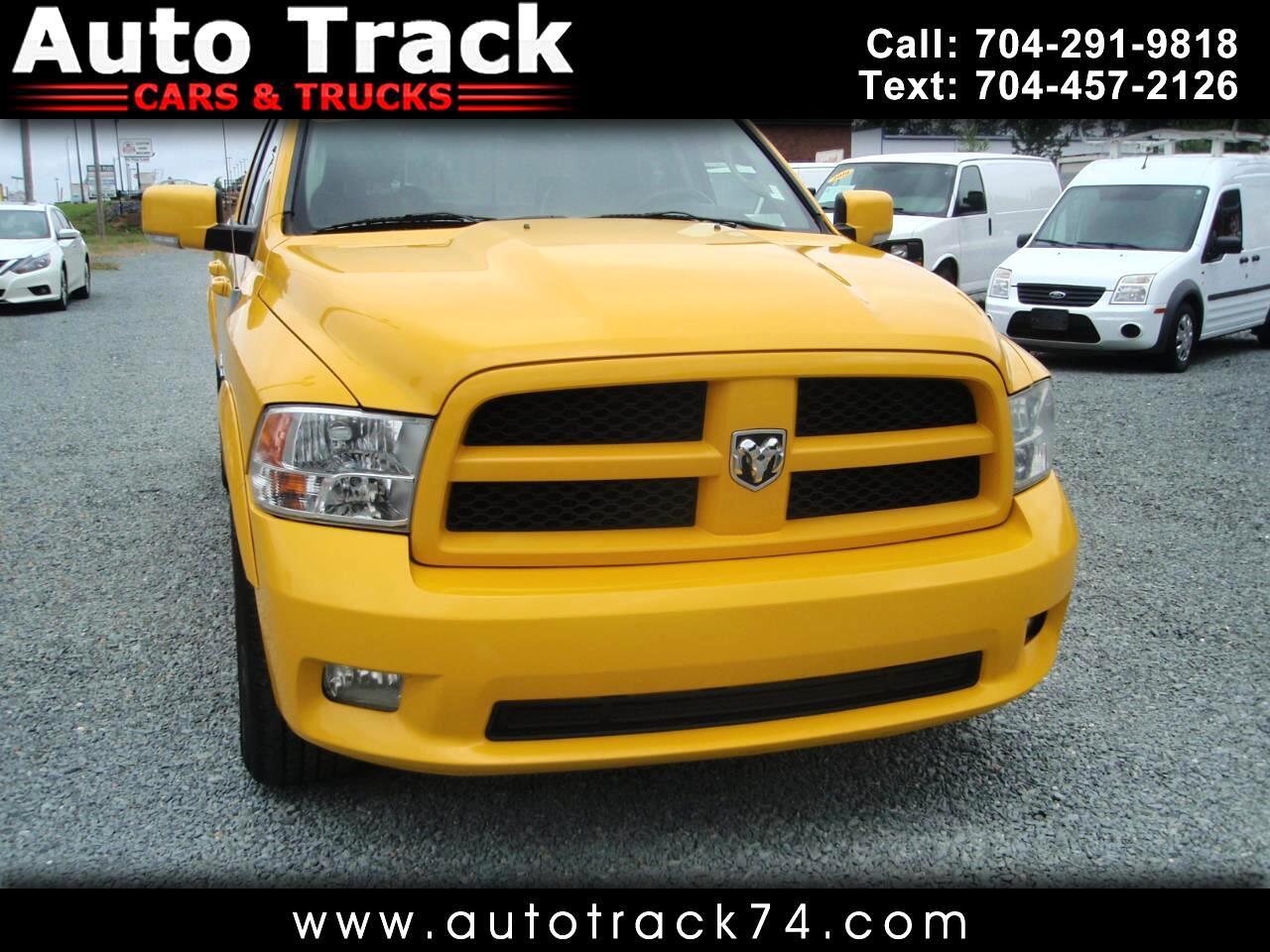 """2009 Dodge Ram 1500 2WD Quad Cab 140.5"""" Sport"""