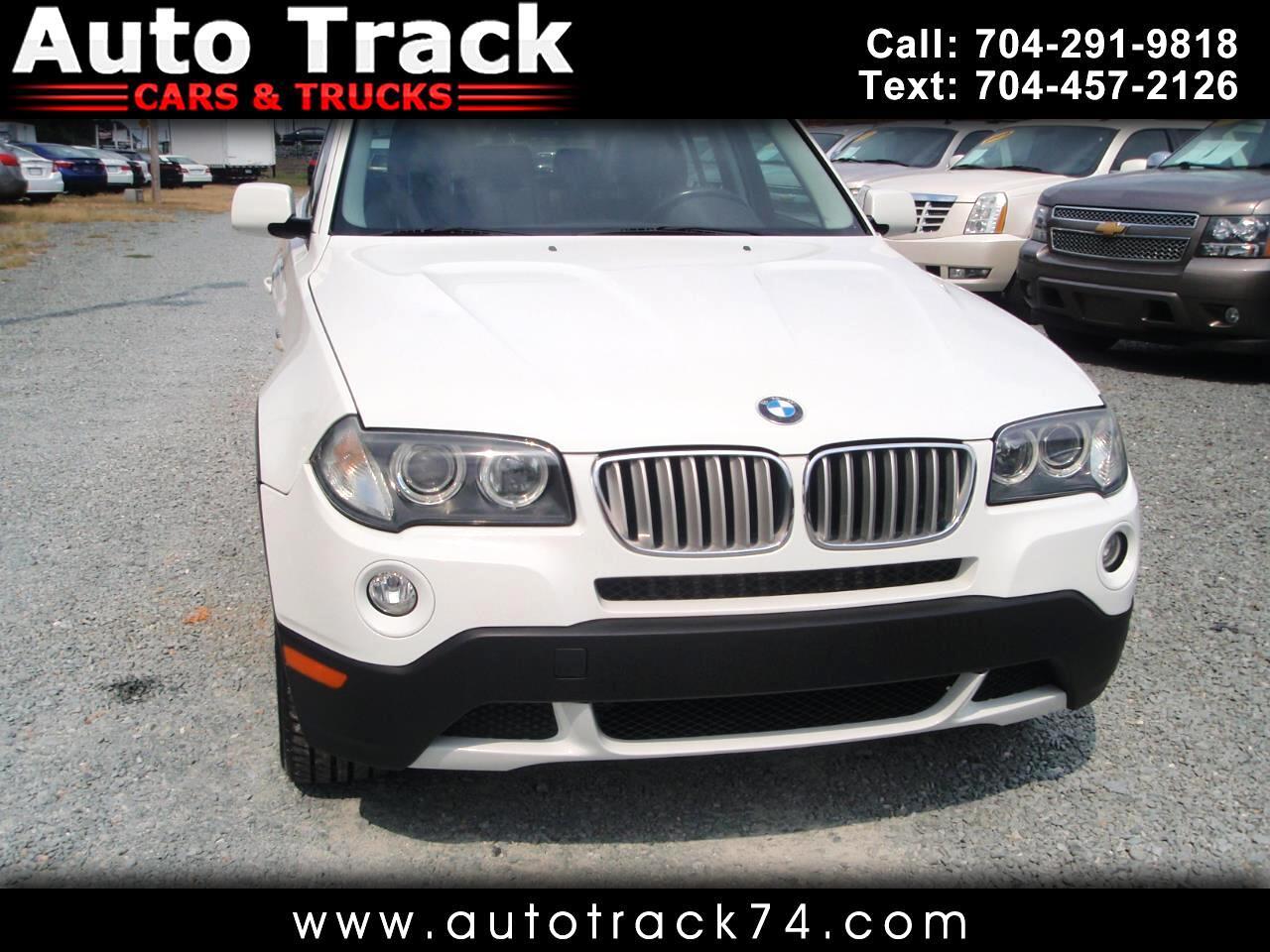 2008 BMW X3 AWD 4dr 3.0si