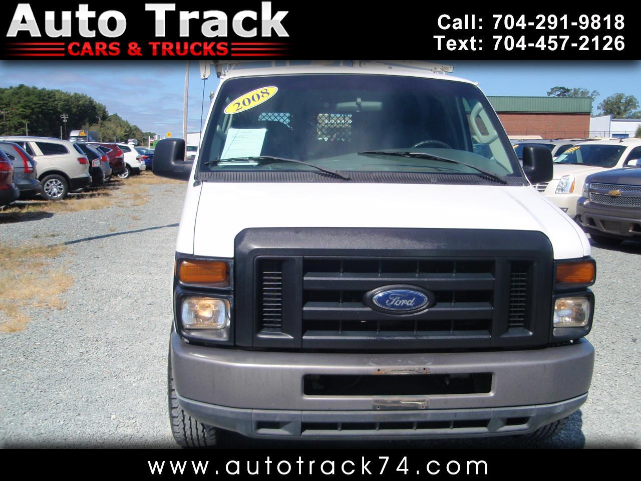 2008 Ford Econoline Cargo Van E-250 Recreational