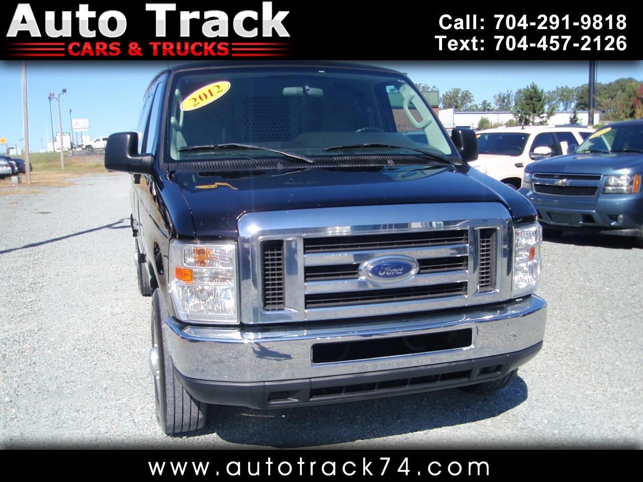 2012 Ford Econoline Cargo Van E-250 Ext Recreational