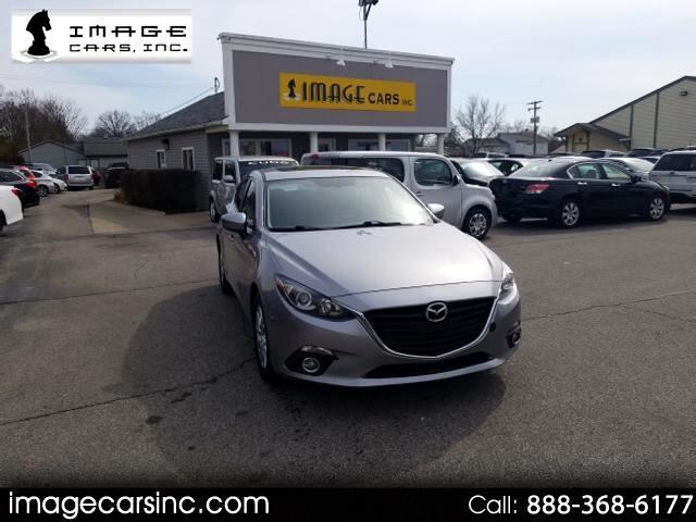 2014 Mazda MAZDA3 i Touring AT 5-Door