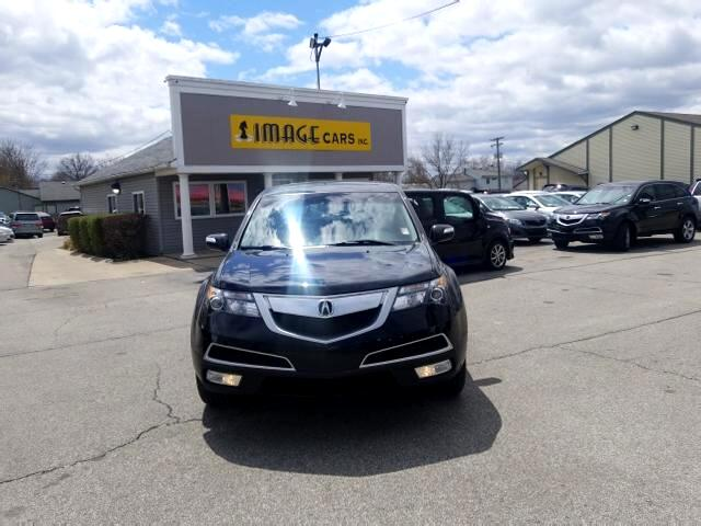 2012 Acura MDX 4dr SUV AT Touring RES w/Navi