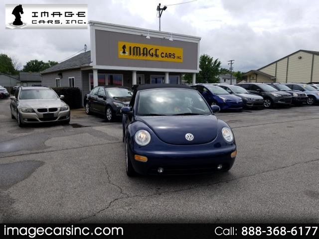 2004 Volkswagen Beetle Convertible 2dr Auto 1.8T S PZEV