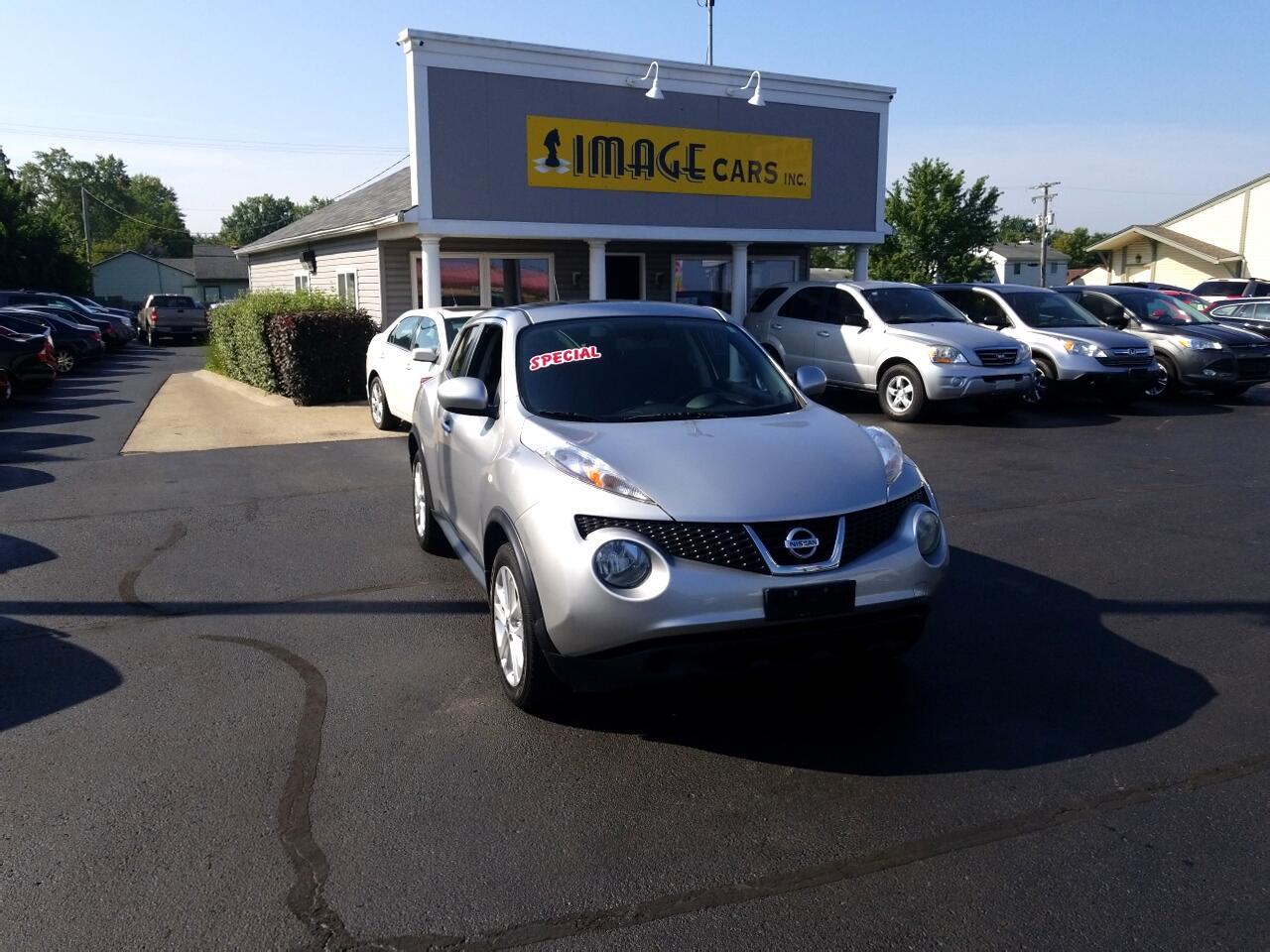2011 Nissan Juke S FWD