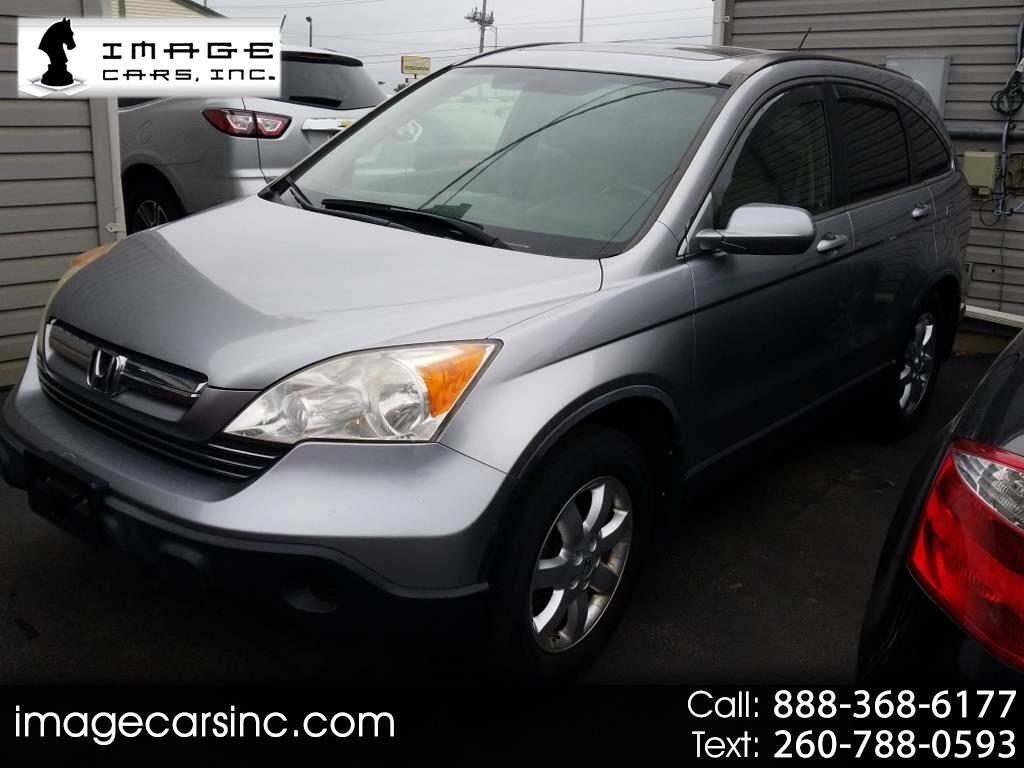 2008 Honda CR-V EX-L 4WD AT with Navigation