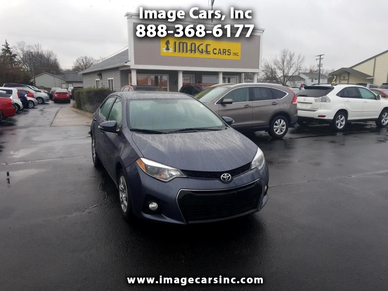 Fort Wayne Toyota >> Used 2014 Toyota Corolla For Sale In Fort Wayne In 46808