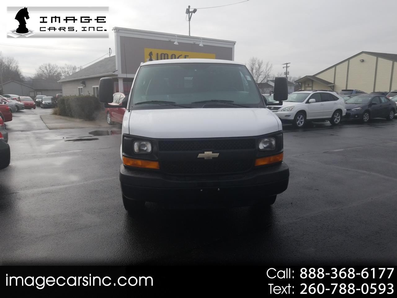 2012 Chevrolet 3500HD