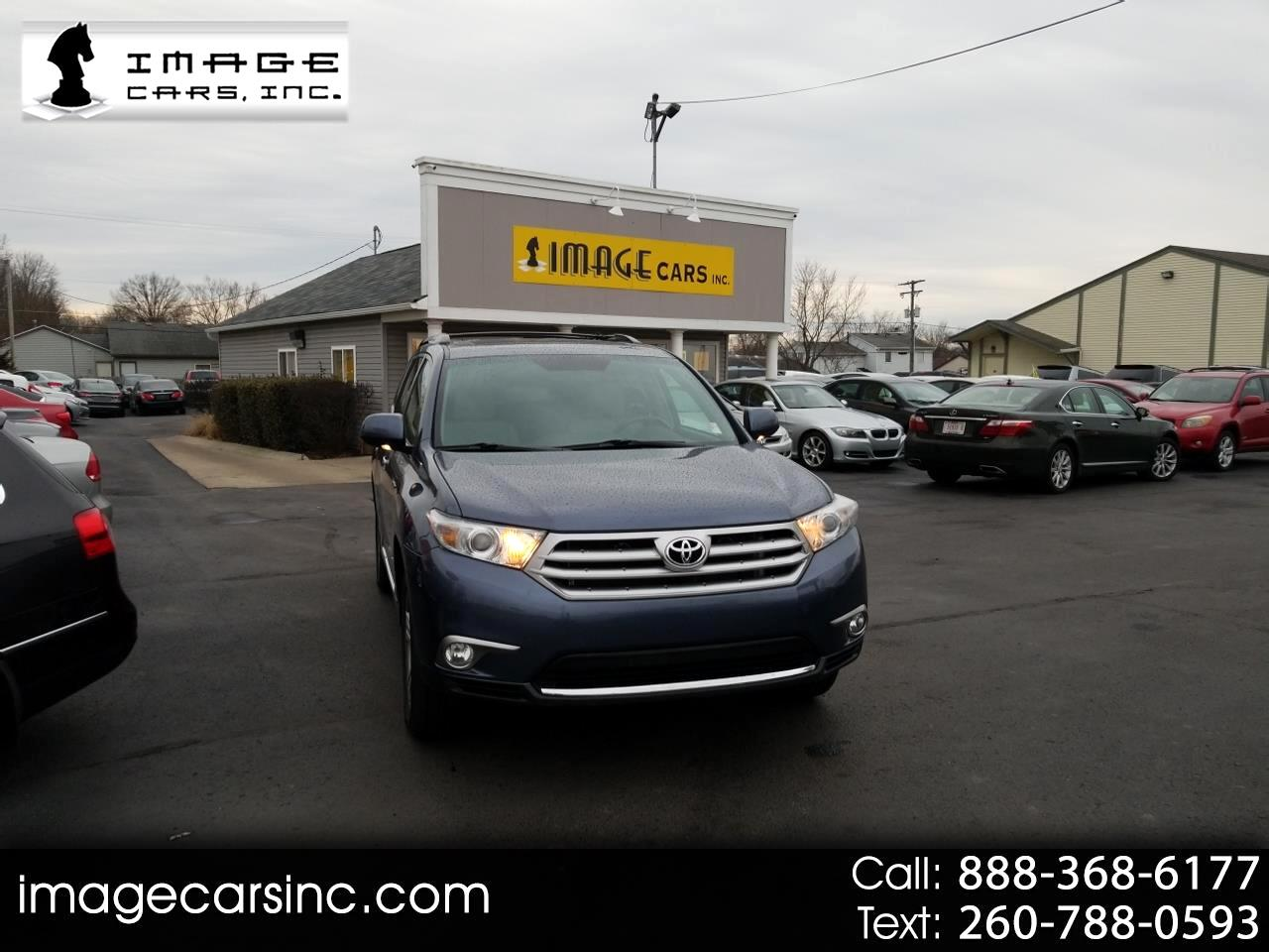 2012 Toyota Highlander 4dr V6 4WD Limited (Natl)