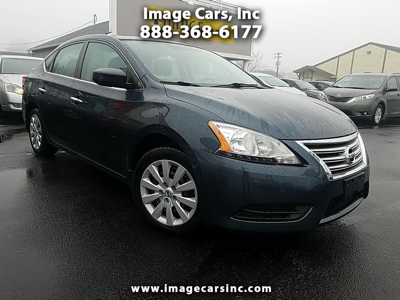 Nissan Fort Wayne >> Used 2013 Nissan Sentra For Sale In Fort Wayne In 46808 Image Cars Inc