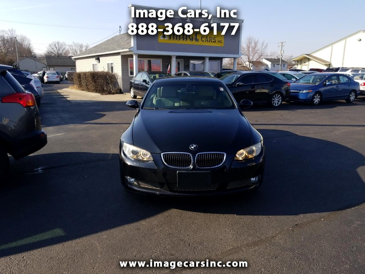 2009 BMW 335i Base