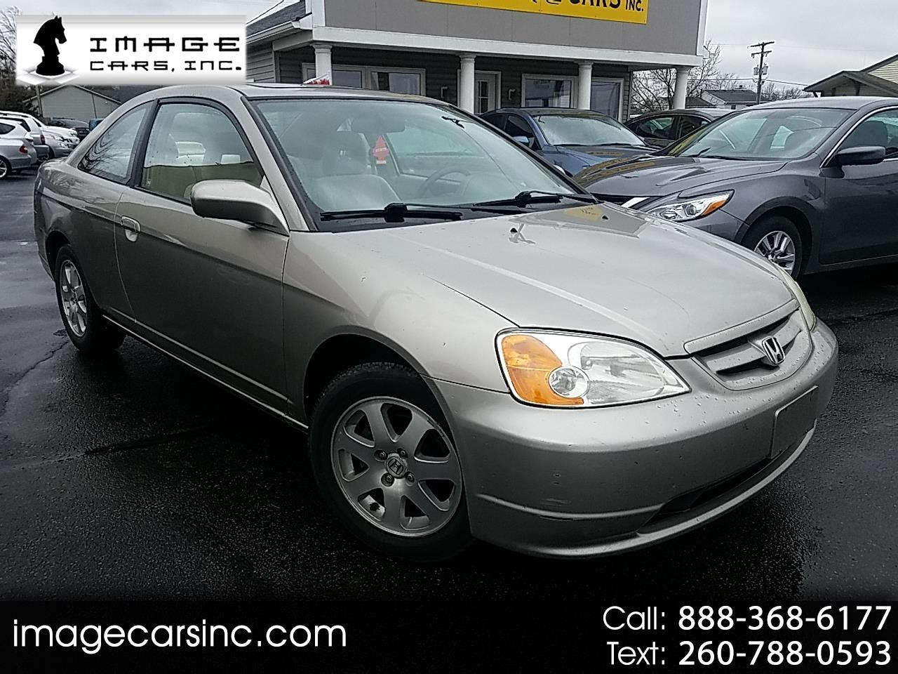 2003 Honda Civic 1.5 4-Door Sedan