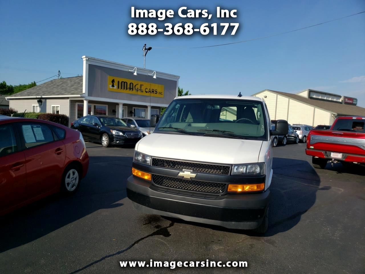 2018 Chevrolet Express 2500 Cargo Extended