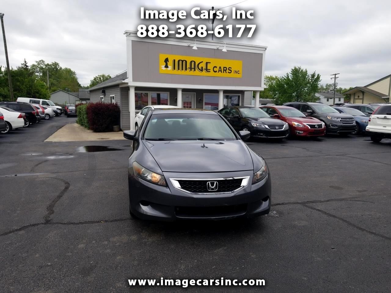 2008 Honda Accord EX coupe AT