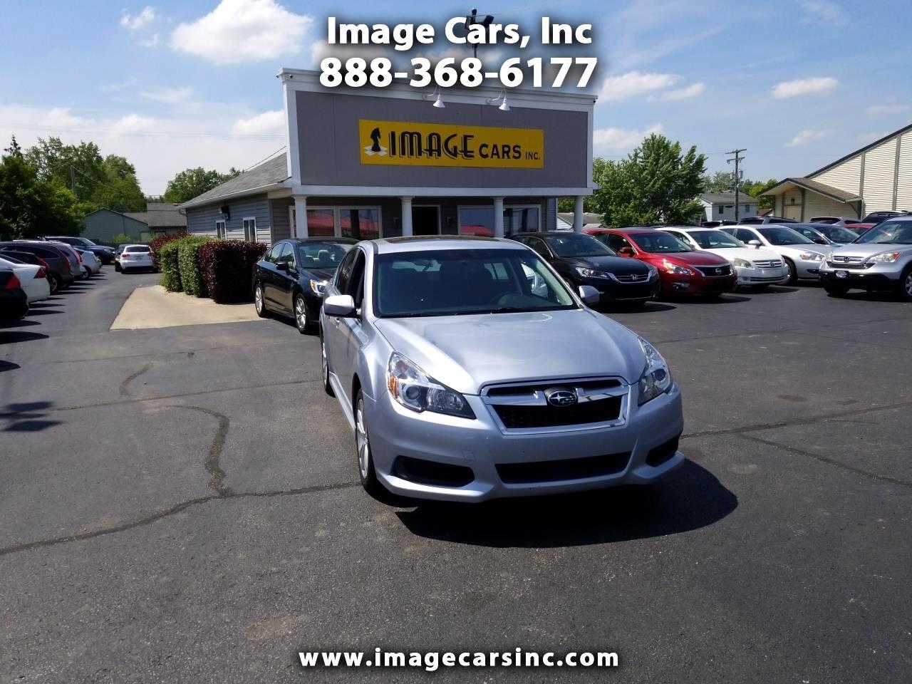 Subaru Legacy 2.5i Premium 2014