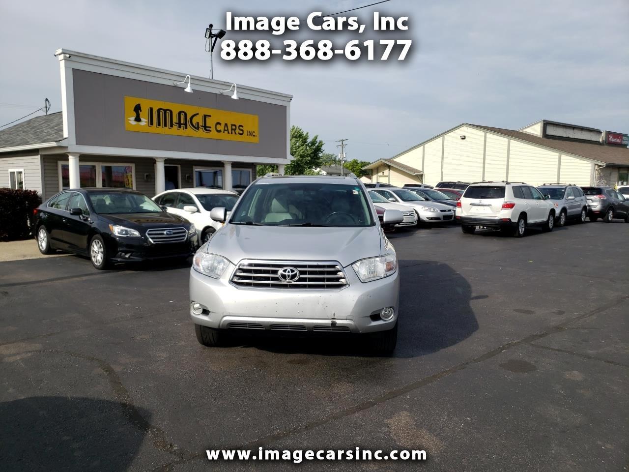 2010 Toyota Highlander Limited 4WD