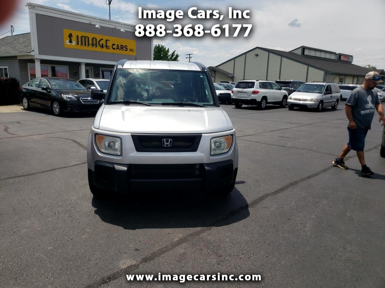 2006 Honda Element EX-P 2WD AT