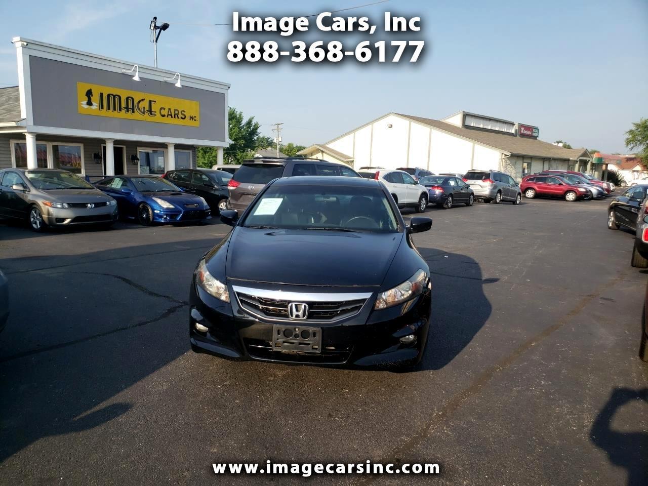 2012 Honda Accord EX-L V6 Coupe AT