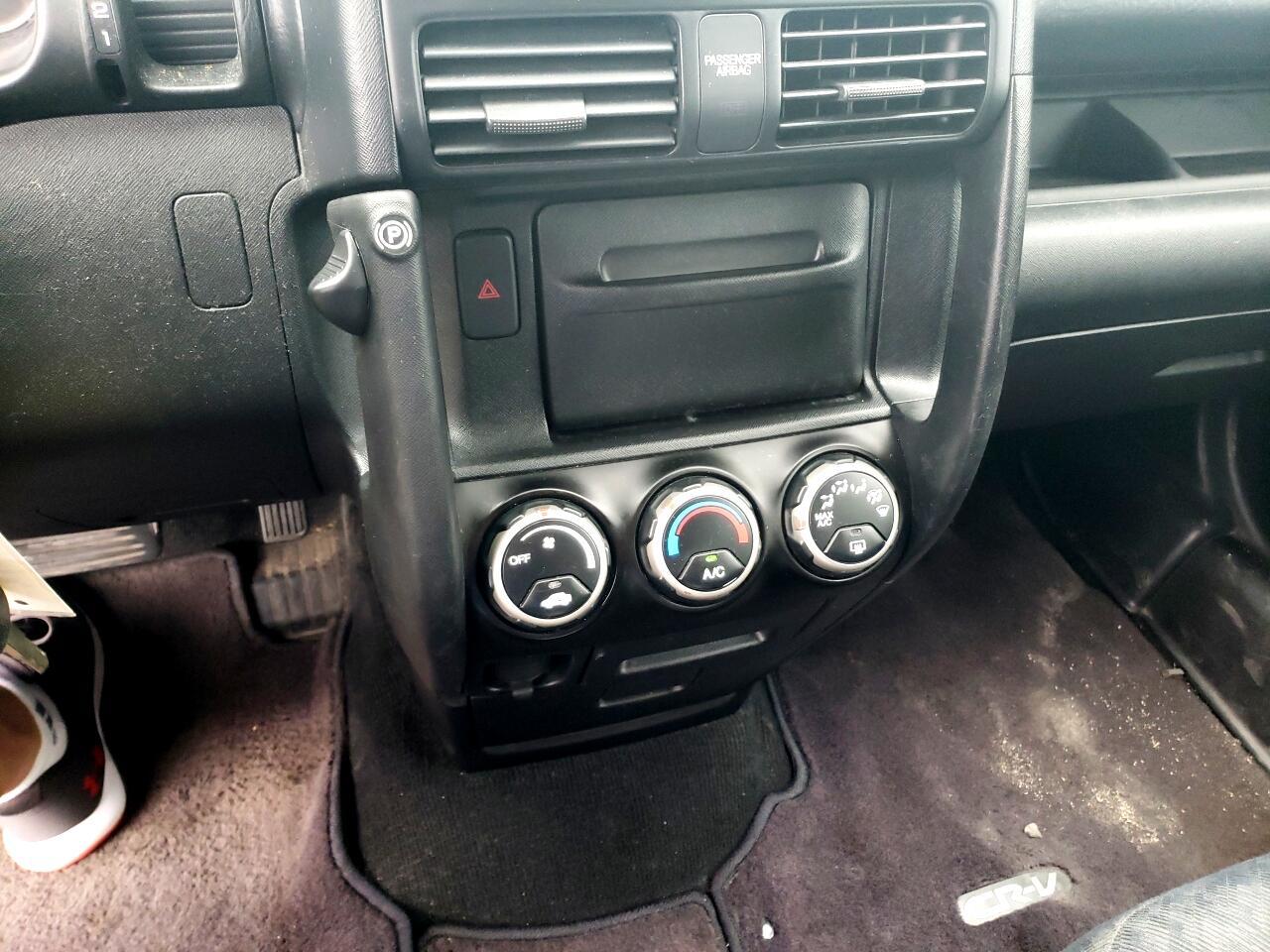 2005 Honda CR-V 2WD 5dr EX