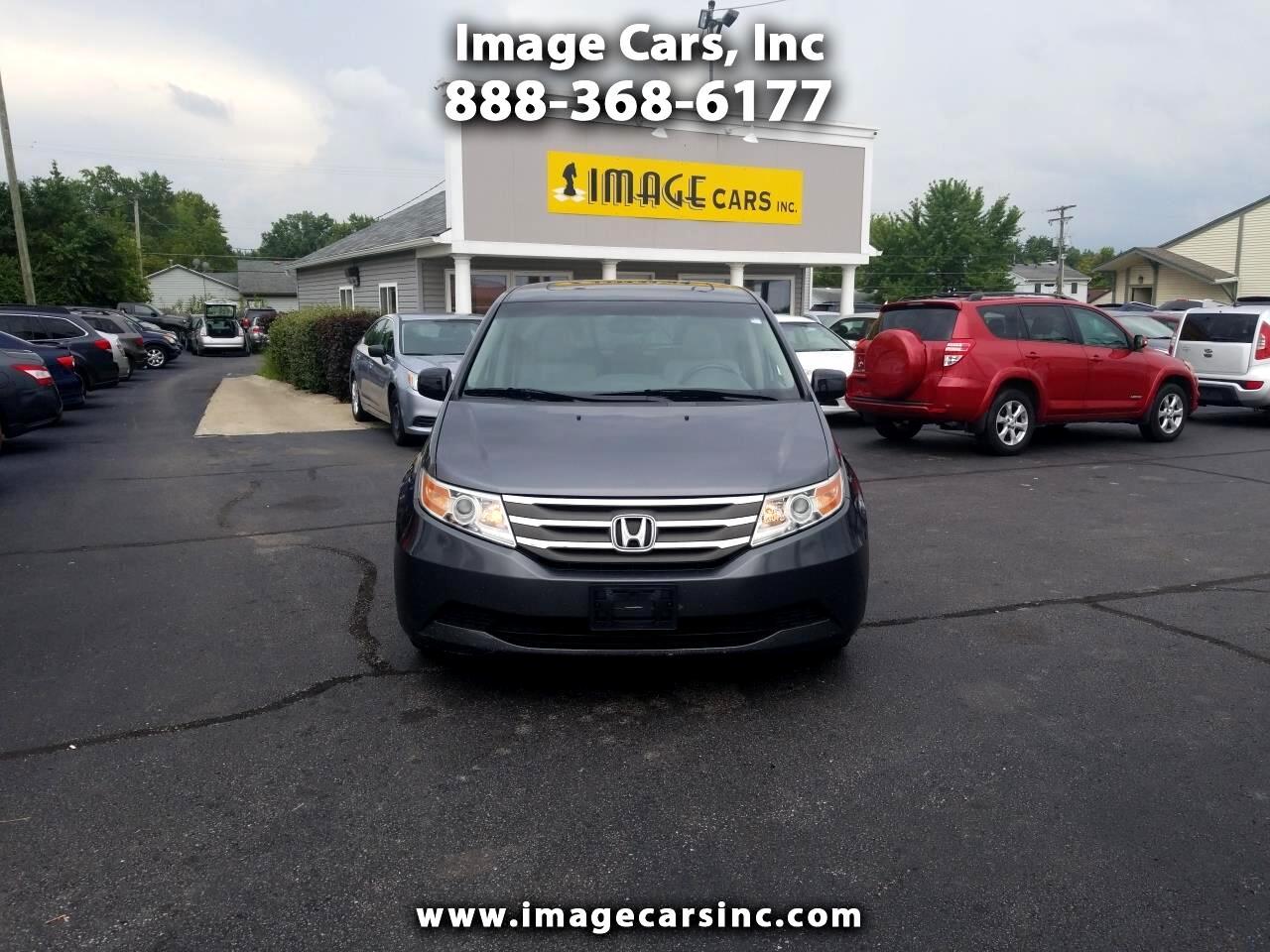 2012 Honda Odyssey EX w/ Leather and Nav System