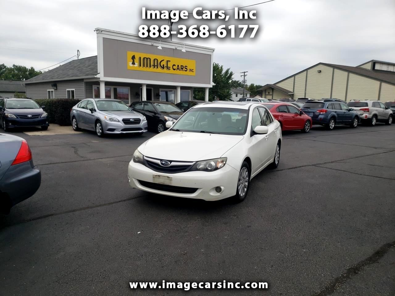 2010 Subaru Impreza 2.0i Premium 5-Door