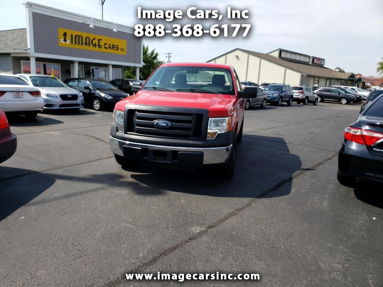 2010 Ford F-150 STX 6.5-ft. Bed 2WD