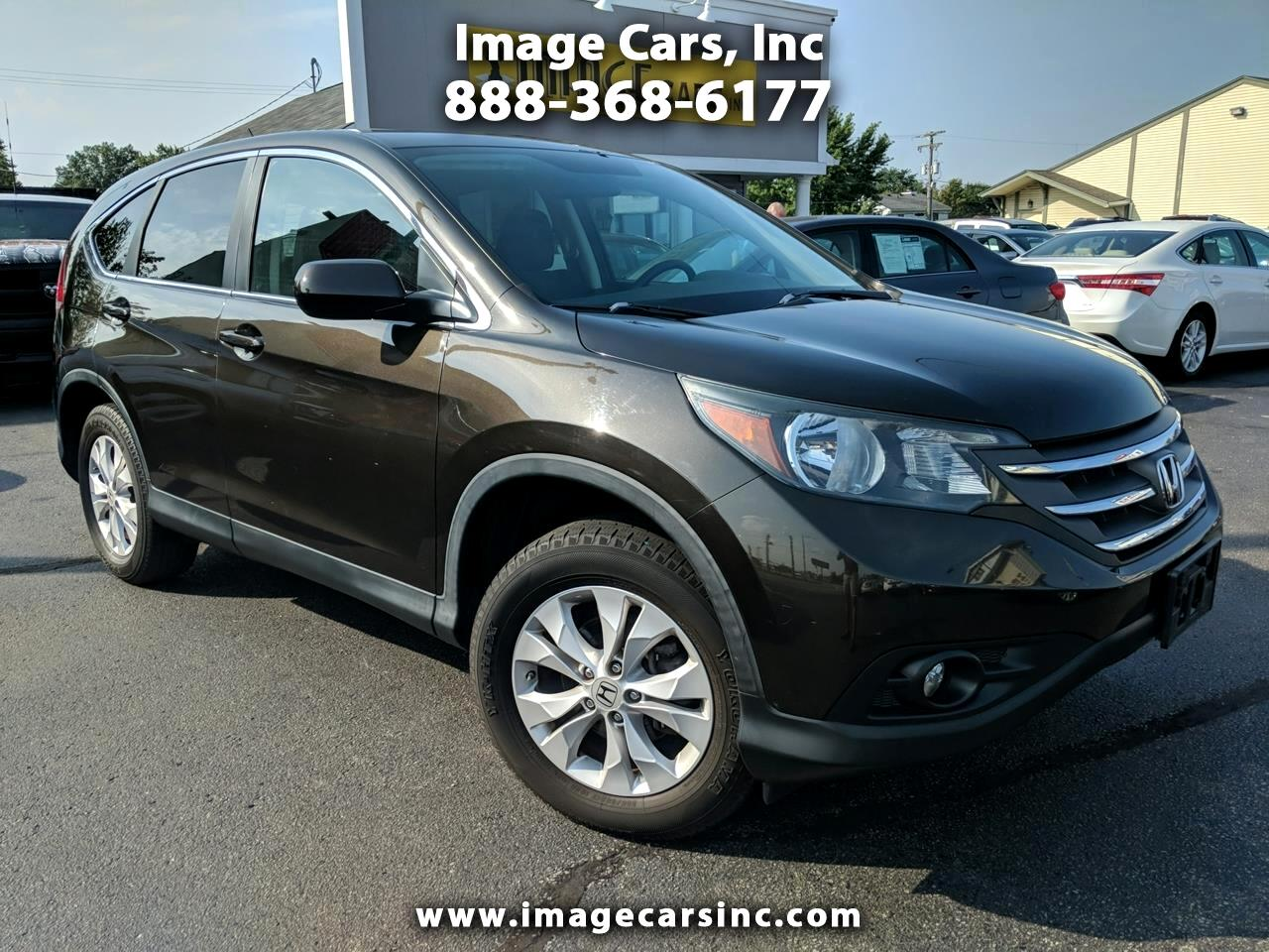 2013 Honda CR-V EX 4WD AT