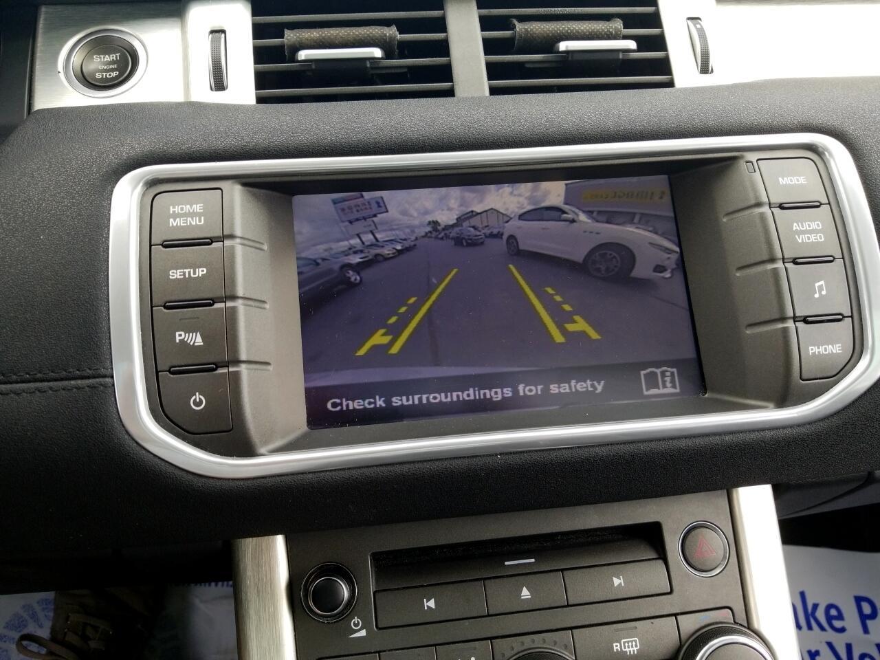 2013 Land Rover Range Rover Evoque Pure Plus 3-Door