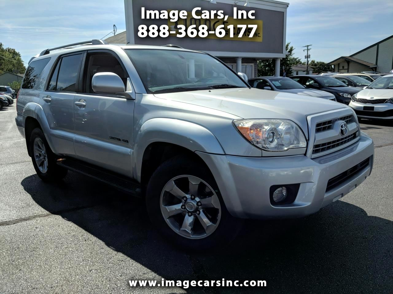 2006 Toyota 4runner 4WD LIMITED