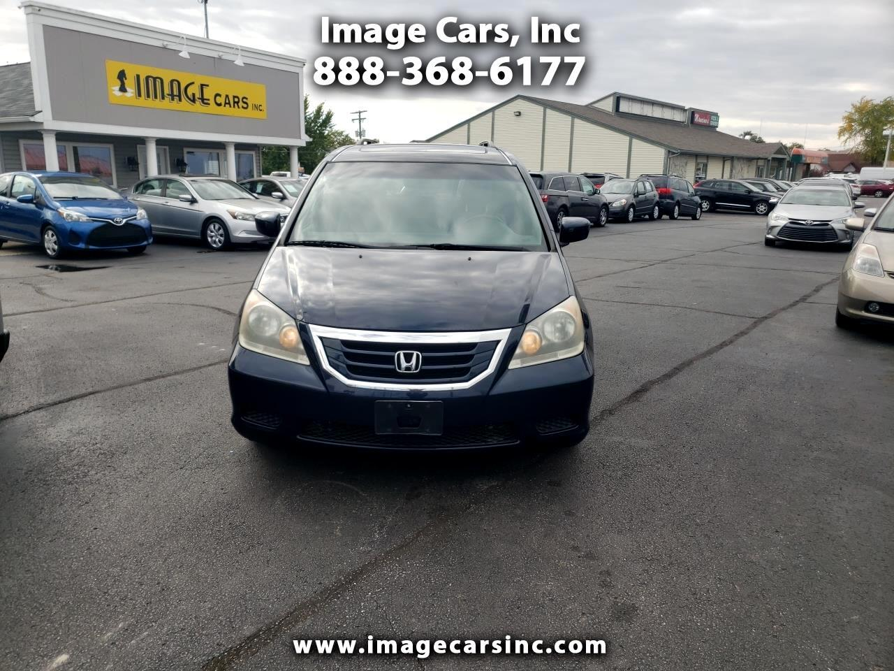 2010 Honda Odyssey EX-L w/Rear Entertainment
