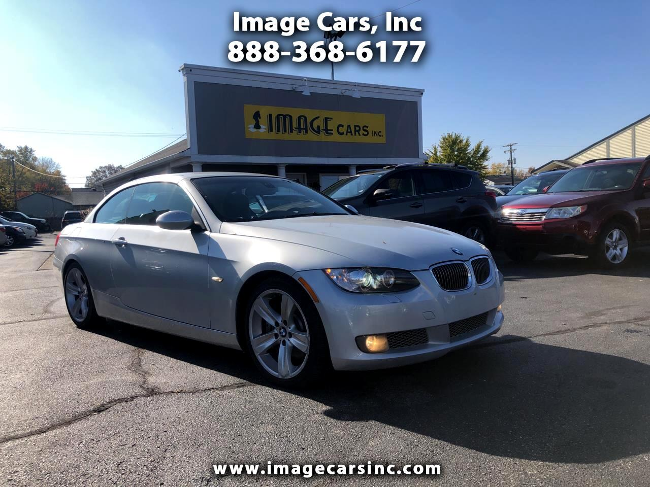 BMW 3-Series 335i Convertible 2008