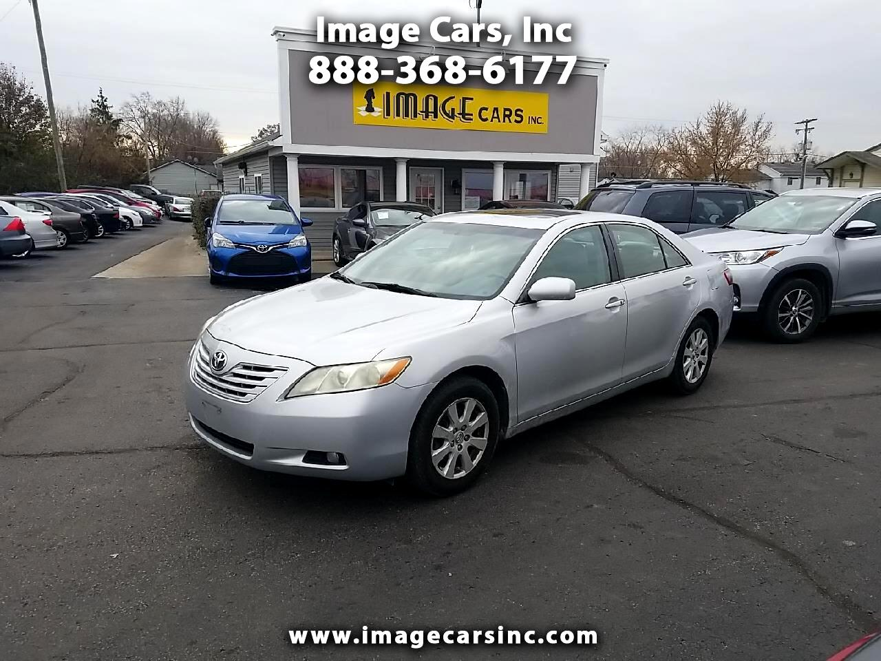 Toyota Camry 4dr Sdn XLE V6 Auto 2007