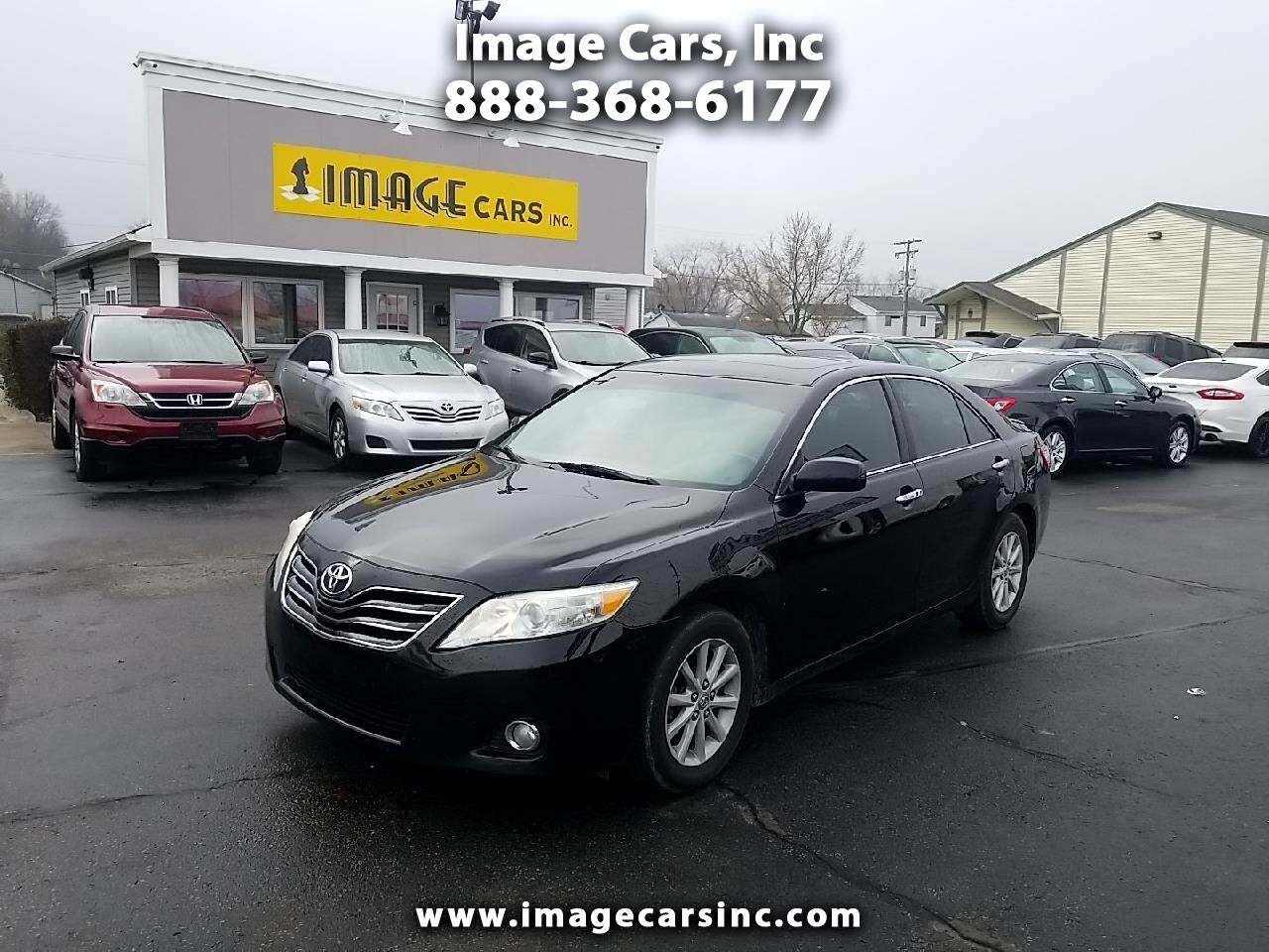 Toyota Camry 4dr Sdn XLE Auto 2010