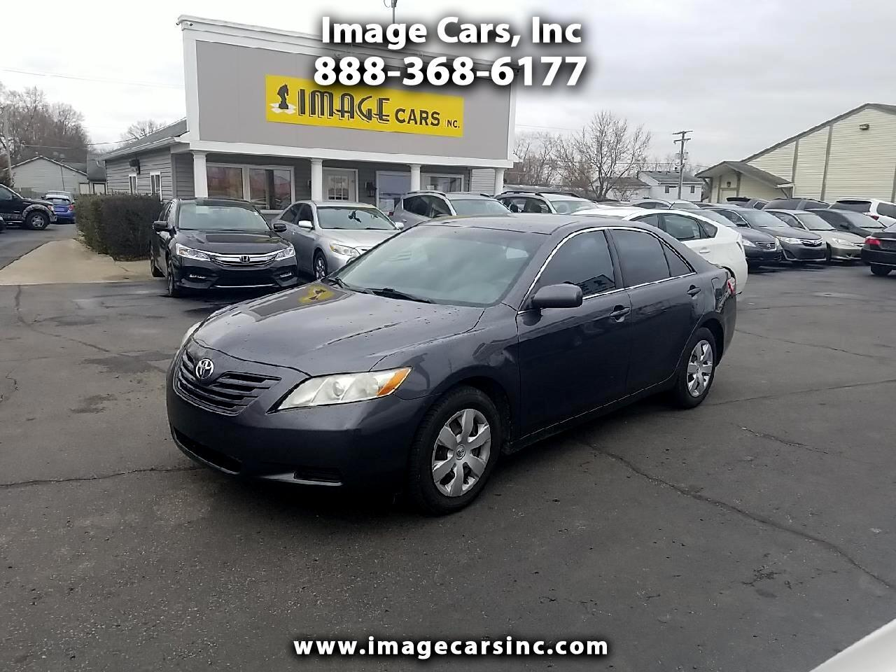 Toyota Camry LE LE 5-Spd AT 2007