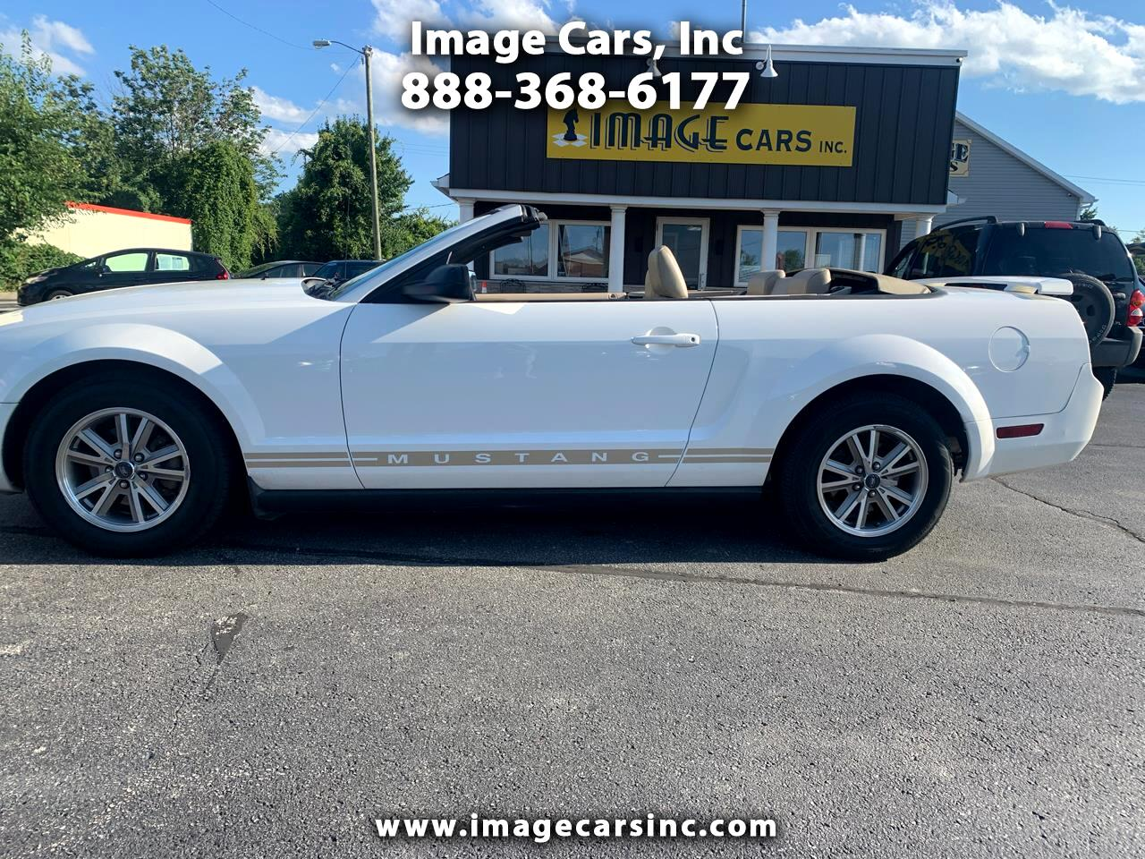 Ford Mustang 2dr Conv Premium 2005