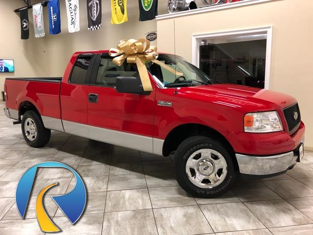 2005 Ford F-150 XLT 2WD