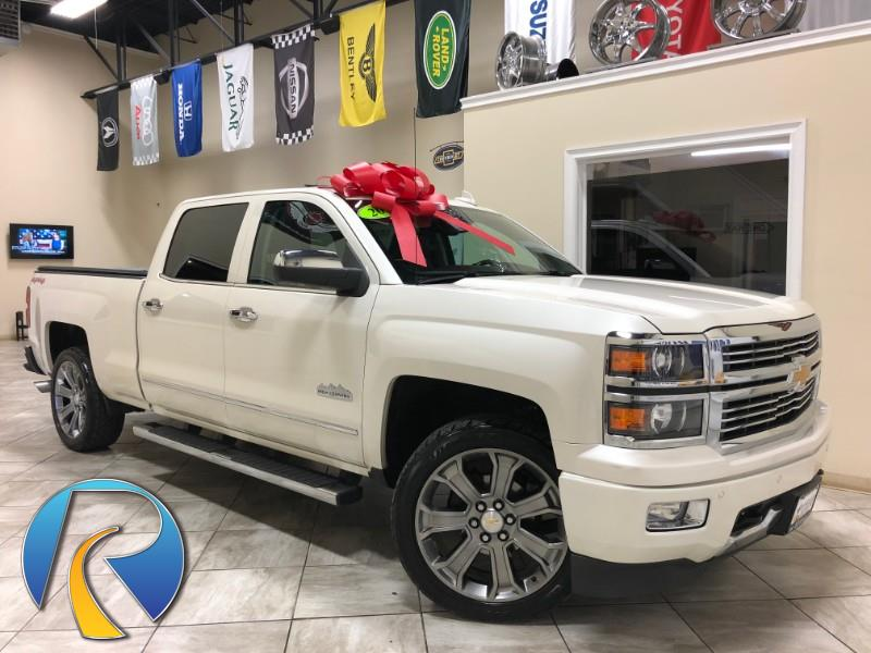 2015 Chevrolet Silverado 1500 High Country Crew Cab 4WD