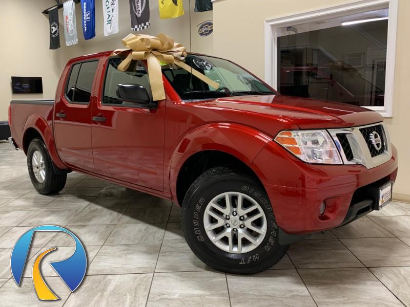2015 Nissan Frontier SV Crew Cab LWB 5AT 4WD