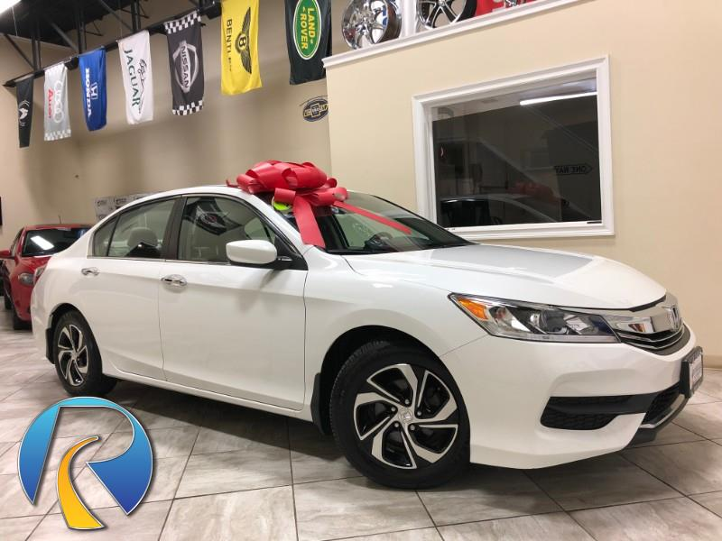 2016 Honda Accord LX Sedan CVT