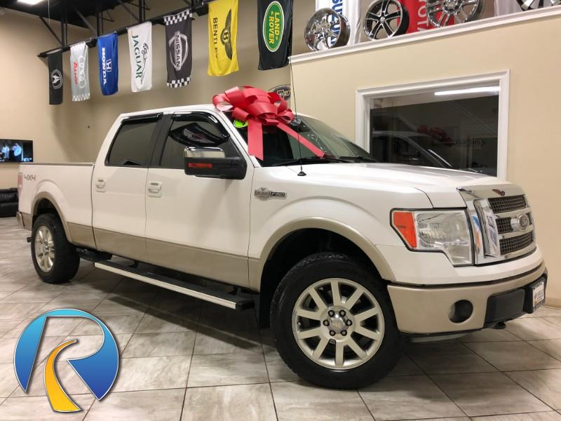 "2010 Ford F-150 4WD SuperCrew 157"" King Ranch"