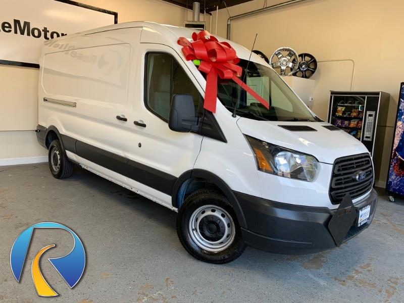 2015 Ford Transit 250 Van Med. Roof w/Sliding Pass. 148-in. WB