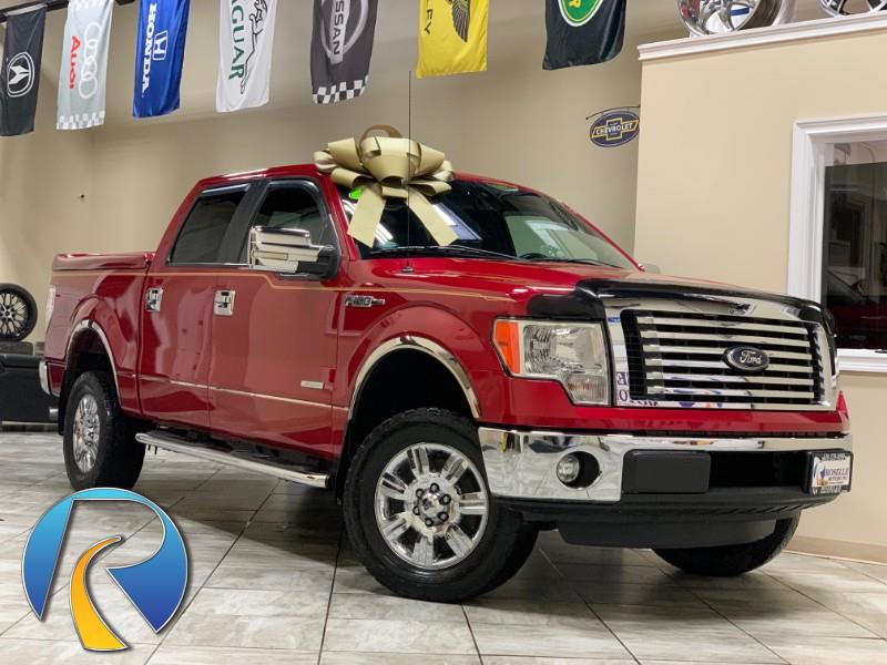Ford F-150 King Ranch SuperCrew 6.5-ft. Bed 2WD 2012