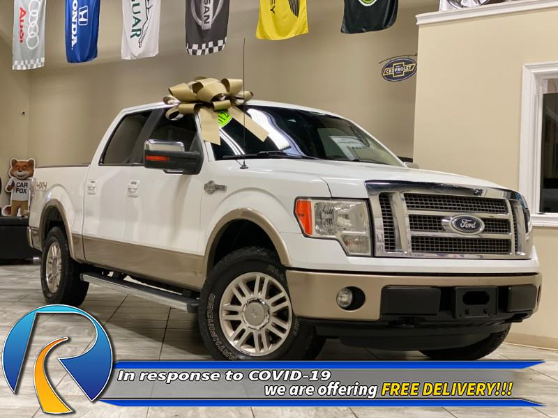 """Ford F-150 4WD SuperCrew 145"""" King Ranch 2012"""