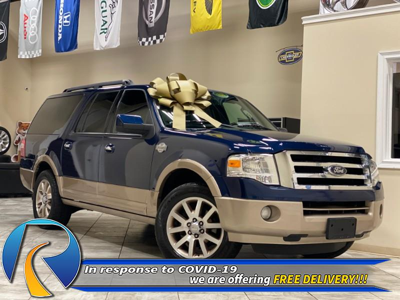 Ford Expedition EL King Ranch 2WD 2012