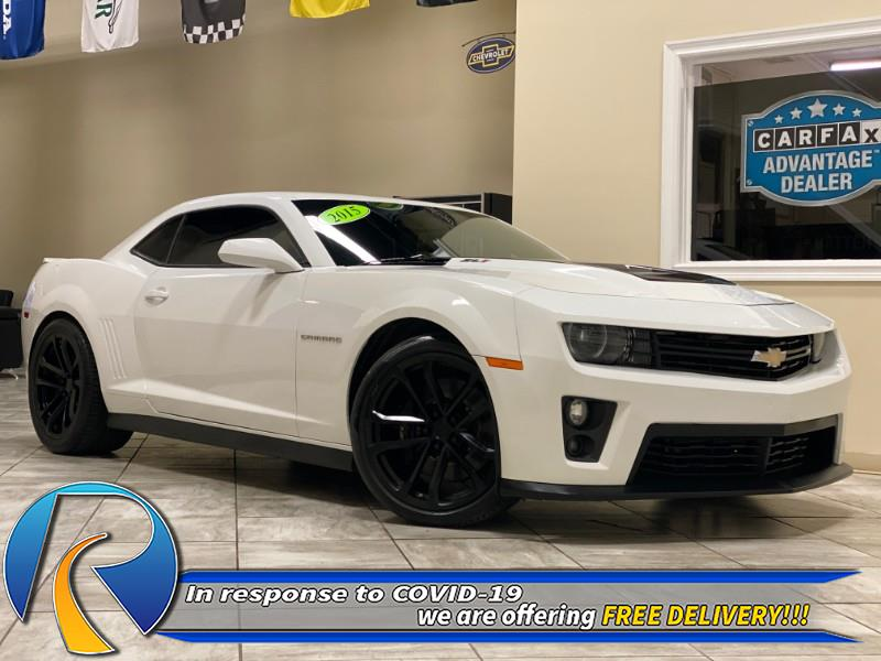 Chevrolet Camaro ZL1 Coupe 2015