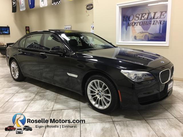 2013 BMW 750Li xDrive AWD