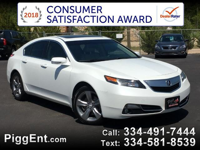 2013 Acura TL ADVANCE PACKAGE