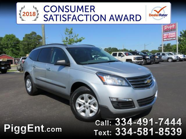 2013 Chevrolet Traverse LS 2WD