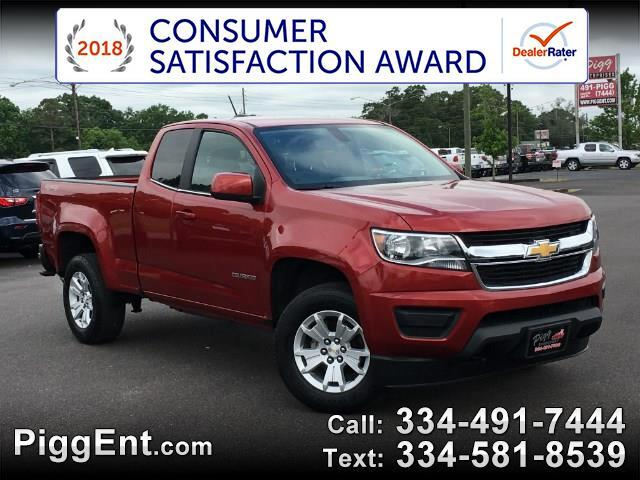 2016 Chevrolet Colorado LT EXTENDED CAB 4WD