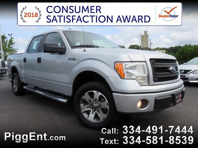 2014 Ford F-150 SUPERCREW STX 2WD