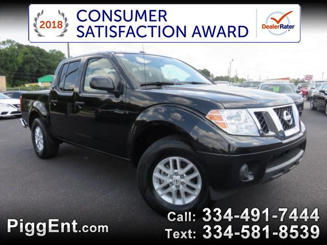 2018 Nissan Frontier SV CREW CAB 2WD